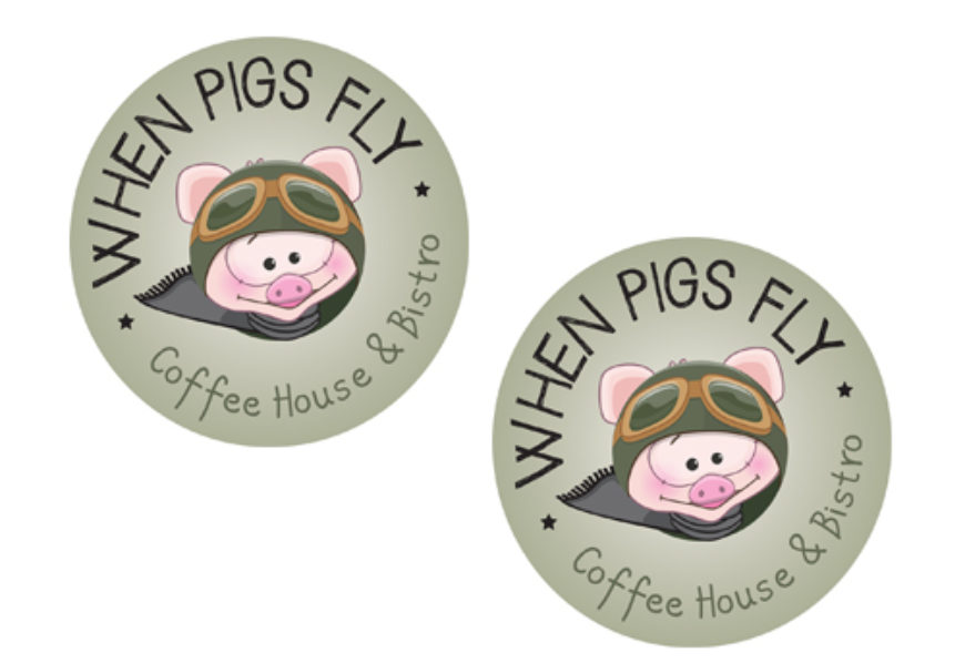 When pigs fly (no 2)